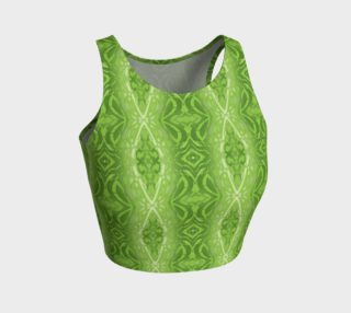 Pieces Swirled - Green 2 preview