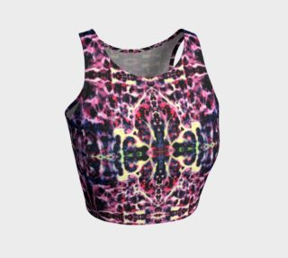 Amethyst Marble Cross Athletic Top preview