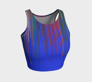 vosak athletic crop top preview