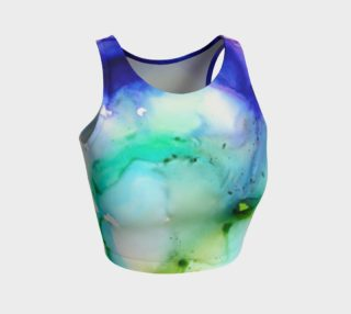 Serenity Athletic Crop Top 4 preview