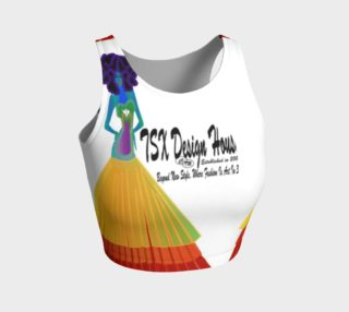TSX Design House Logo Athletic Tank Top preview