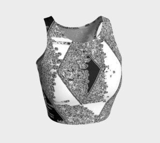 Triangles of Black and White work out top preview