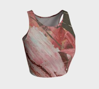 pink and grey top preview