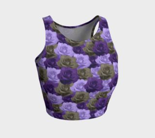 Roses Athletic Crop Top preview