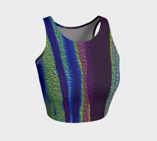 Color Dance Athletic Crop top preview