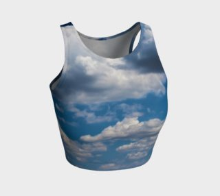 In the Clouds Athletic Crop Top preview