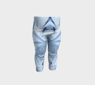 Blue wave Baby Leggings preview