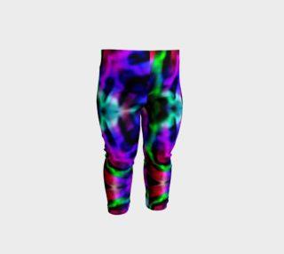 Aurélie's aurora borealis pyjamas preview