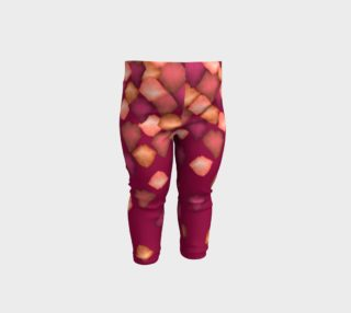 Falling Leaves Baby Leggings preview