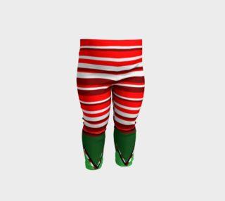 Elf Feet Baby Leggings preview