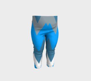 Aperçu de Blue Gray and white