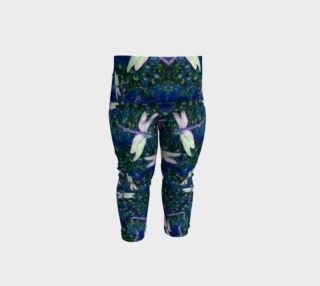 Baby Dragonfly Leggings Navy preview