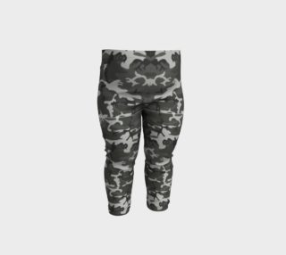 Winter Camo Baby Leggings preview