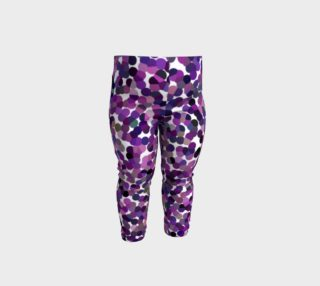 Purple Grape Haze Baby Leggings preview