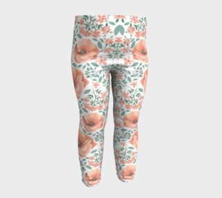 Aperçu de Peach Florals
