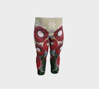 Whimsical Poppy Baby Leggings preview