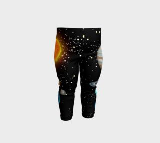 Space Pants Planets and Solar System preview