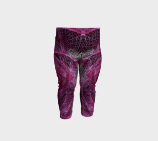 Rose Spiral Baby Leggings preview