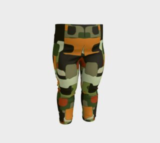 Camouflage Baby Leggings  preview