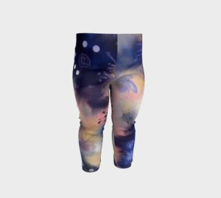 Baby leggings Blue By Nature preview