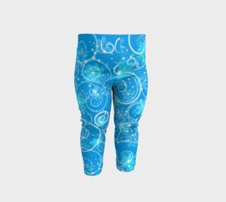 Aperçu de blue swirly