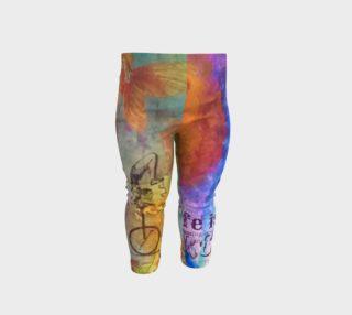 Life is a Circus! - Art Wear Baby Leggings by Danita Lyn preview