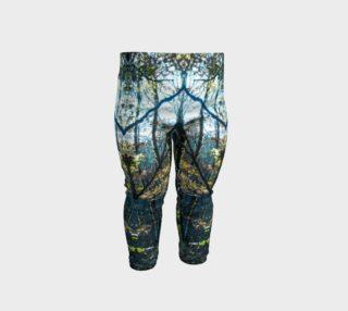 Aperçu de Mossy Forest Baby Leggings