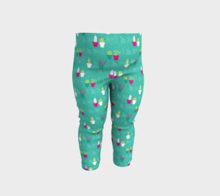 Mini Cactus Baby Leggings preview