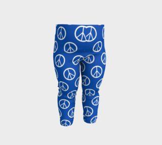 Peace Symbol Blue preview