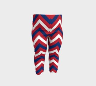 Red White and Blue Chevron preview