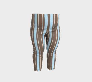 Aperçu de Brown and Blue Stripes