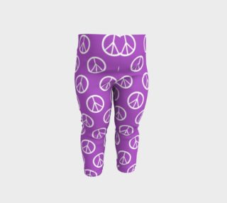 Peace Symbol Lavender preview