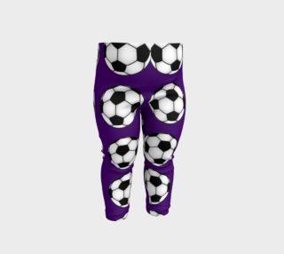 Aperçu de Soccer Balls - Purple
