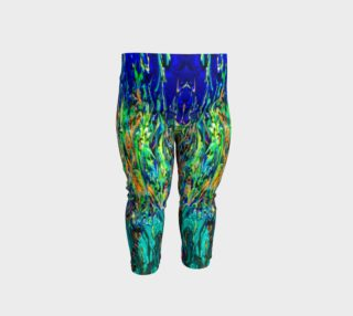 Underwater garden legging preview