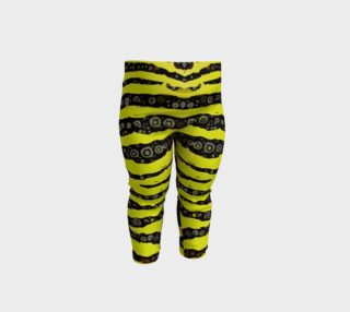 Zebra Print Baby Toddler leggings  preview
