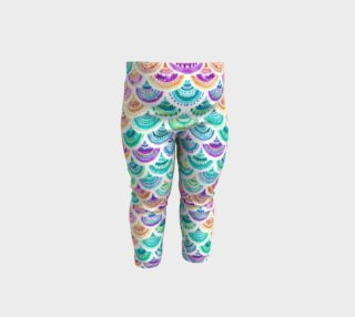 RAINBOW MERMACITA Baby Leggings preview
