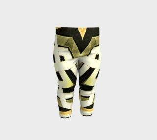 Art Print Tribal Style Pattern Baby Leggings preview