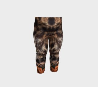 feral child baby leggings preview