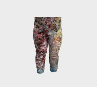 Aperçu de PEBBLES IN THE SAND BABY LEGGINGS