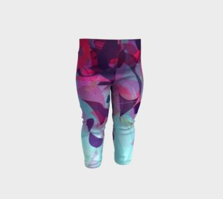 Cool Gradient Baby Leggings preview