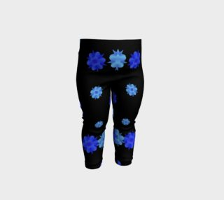 Baby Leggings Floral Print Modern Style Pattern  preview