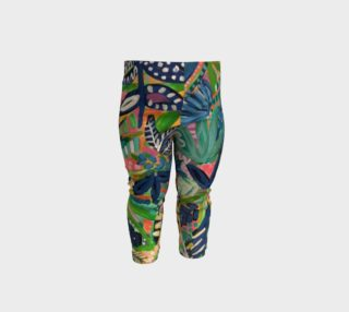 Jungle Jive- Baby Leggings preview