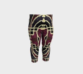 Tribal Style Ornate Baby Leggings preview