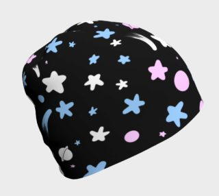 Trans stars toques preview
