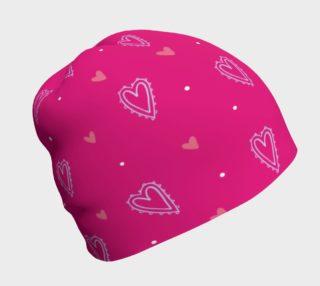 Valentine's Day Beanie preview