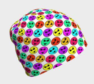 Aperçu de Mini Smiley Bikini Bright Neon Smiles