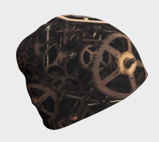 Steampunk Gears Beanie preview