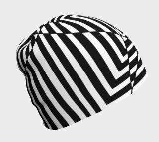 Aperçu de Crazy Stripes Beanie