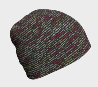 Coding Beanie preview