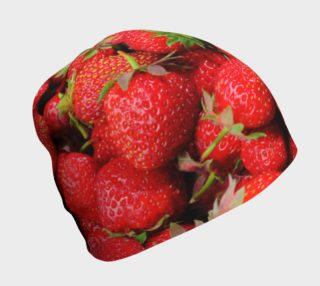 Strawberry Beanie preview